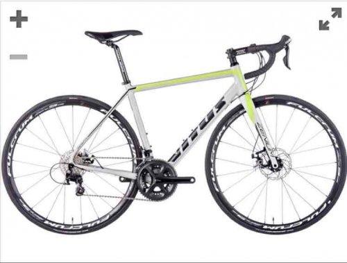Vitus Bikes Zenium SL Disc Road Bike 2016 was £1299 now for £699.99 @ chain reaction cycles