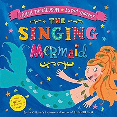 The Singing Mermaid children's book £2.10 @ Amazon (Prime)