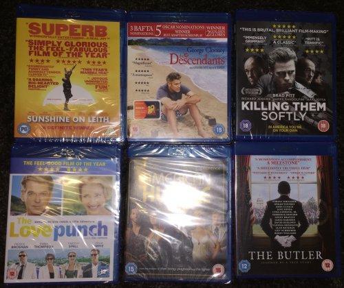 More Blu-ray titles @ Poundland £1.00