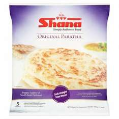 Shana Original Paratha ,   Light Wholemeal and Light £1 @ Morrisons in store and online
