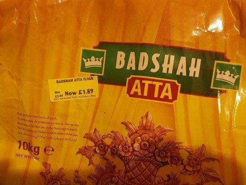 Badshaw atta £1.89 @ Morrisons (instore - Spalding)