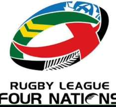 Rugby League 4 Nations Double Header TODAY, Aus v NZ & Eng v Sco @ Coventry Ricoh Arena from