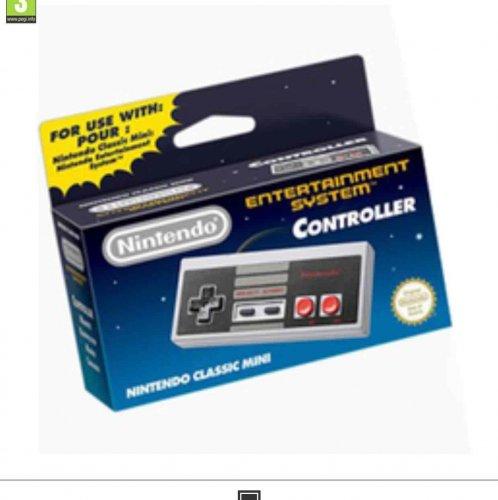 Nintendo Nes Mini Controller £7.99 @ Game