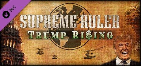 Supreme Ruler Ultimate @ Gamersgate £6.90 (Trump DLC for free)
