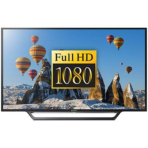 "48"" Sony Bravia 48WD653BU Smart LED TV for £349 @ John Lewis"