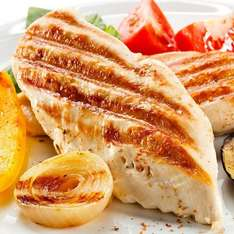 2.5kg chicken breast for £19 AND 50 items free