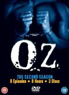 Oz: The Second Season £2.09 @ Music Magpie USED