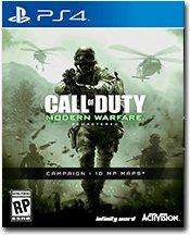 Modern Warfare Remastered Digital code (PS4) £37.99 @ Cd Keys