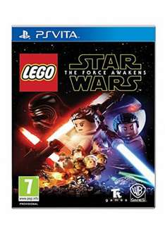 LEGO Star Wars: The Force Awakens (Playstation Vita) £14.99 at BASE