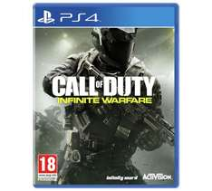 Call of Duty Infinite Warfare £39.99 Today only at ARGOS