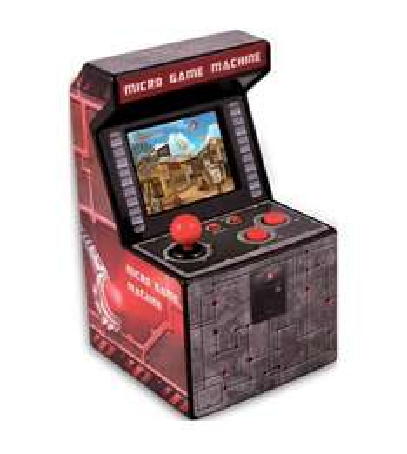 240 games In-1 arcade Machine in red £12.48 del studio.co.uk using code 064