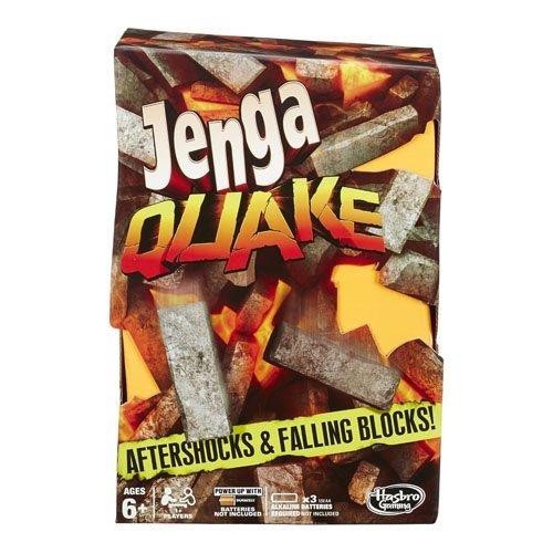 Jenga Quake down to £7.66 delivered at Amazon (Prime exclusive)