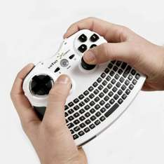 Veho: Mimi Wireless Air Gyro Gaming Keyboard, Mouse Pointer and Gamepad at IWOOT for £9.99 (99p delivery under £10)