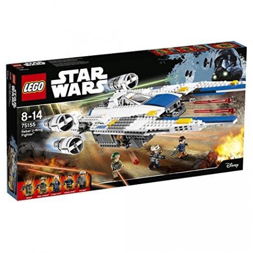 LEGO Star Wars 75155 Rebel U-Wing Fighter £46.97 (33% off RRP £69.99) Amazon Prime