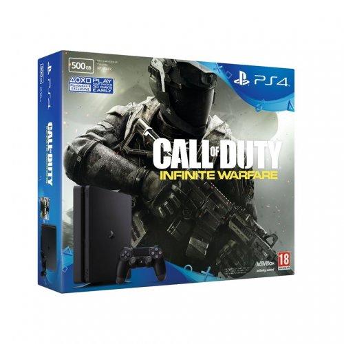 PS4 500GB Slim Call of Duty: Infinite Warfare Bundle £229.99 @ Smyths Toys UK