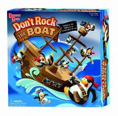Dont Rock The Boat board game £7.66 @ Amazon (Prime exclusive)
