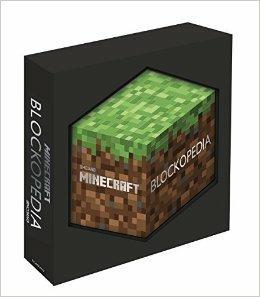 Minecraft blokopedia book £12 @ The Works