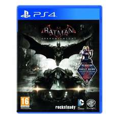 Batman: Arkham Knight (PS4)  £10.00  QD Stores with in-store collection