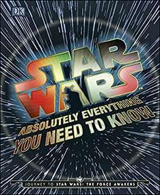 Star Wars Absolutely Everything You Need To Know @ Amazon Prime for £4.99 (or add £2.80)