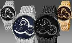 August Steiner dual time watch's £37.99 each @ Groupon