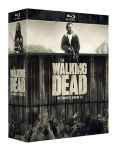 The Walking Dead Season 1-6 Blu-ray £57.99 @ Zavvi