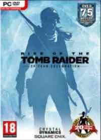 rise of the tomb raider 20 year celebration (PC) £18.99 with facebook code @ CDkeys