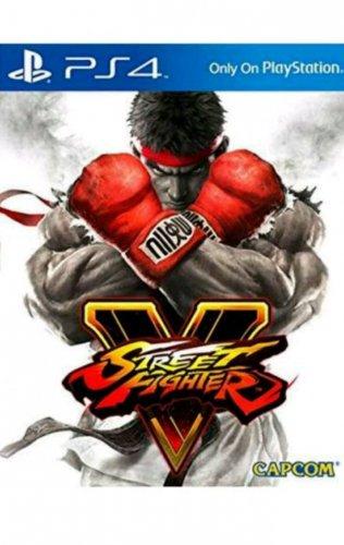Street Fighter V PS4 £17 @ Asda