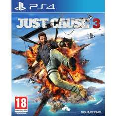 Just cause 3 ps4/Xbox one £16.99 at argos