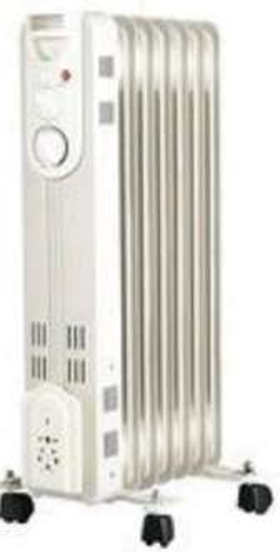 1.5 kw oil filled radiator £28.78 @ CPC Farnell