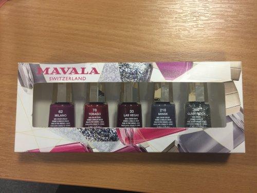 Mavala 5 piece set £9.99 @ Lloyds Pharmacy