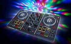 Numark Party Mix - Starter DJ Controller with Built-In Sound card £54.99 @ amazon (one of today's deals)