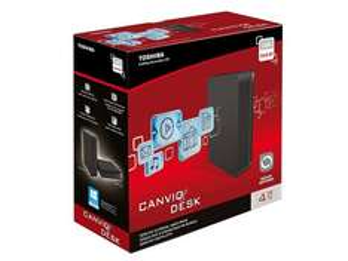 Toshiba HDWC130EK3J1 3TB Stor.E Canvio USB 3.0 3.5 Inch Desktop Hard Drive £67.98 @ Amazon