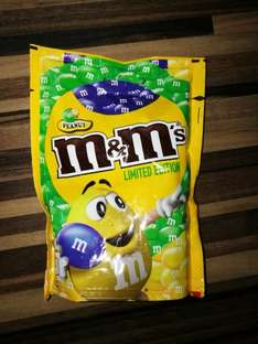 M&M's Limited edition - Home Bargains - 79p