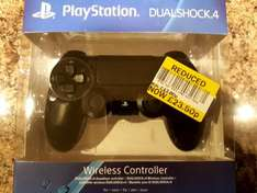 Ps4 Offical Controller £23.50 @ Tesco Dingwall