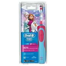 Oral-B Stages Power Kids Electric Toothbrush Frozen Characters 1/2 PRICE £17.50 FROM £35 @ Asda