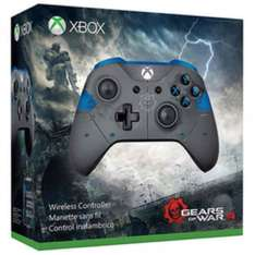 Xbox one controller limited edition gears of war, free delivery £43.99 @ Game