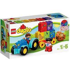 Duplo My first Tractor set @ Amazon  £6.91 (Prime exclusive)