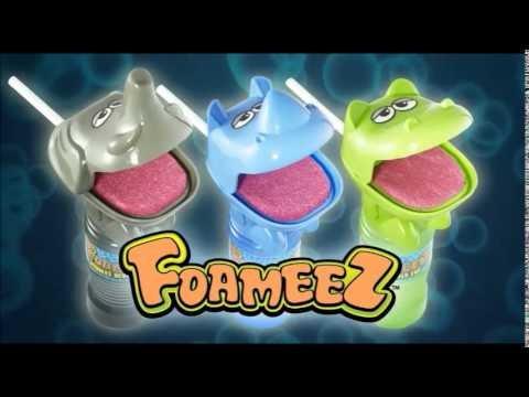 foameez bubble toy £1.49 @ Home Bargains