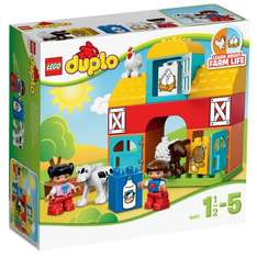 Duplo My First Farm 10.35 free C+C, 15 pounds elsewhere @ Tesco Direct