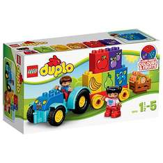 Duplo My First Tractor 6.91 free C+C £6.91 @ Tesco