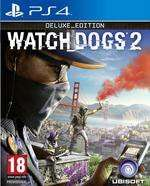 Watchdogs 2 Deluxe Edition PS4/XBOX ONE only £44.97 RRP £54.99! @Gamestop