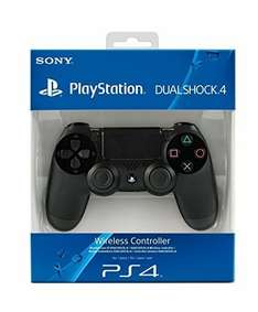 Amazon - Sony PlayStation DualShock 4 - Jet Black (PS4) (Certified Refurbished) £33.33 Sold by Same Day Ship Services and Fulfilled by Amazon