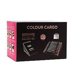 Colour Cargo 'Ultimate Makeup Collection (130 Shades) was £30 now £18 Del with code @ Debenhams (Plus 30% Off Selected Urban Decay Shadowbox / Shadow Palettes)