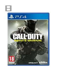 Call of Duty Infinite Warfare PS4 and XBOX One £25.99 at Very (using code)