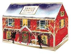 Yankee Candle Advent House 2015 £19.99 prime / £24.74 non prime @ Amazon