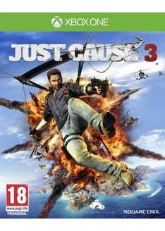 [Xbox One/PS4] Just Cause 3 £15.99 (Base.com)