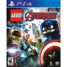 Lego Marvel Avengers PS4 £14.99 delivered at MyMemory