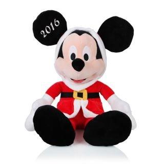 20 inch Disney Mickey / Minnie / Eeyore Xmas Plush - 'Half Price' £14.99 - Clintons online and instore