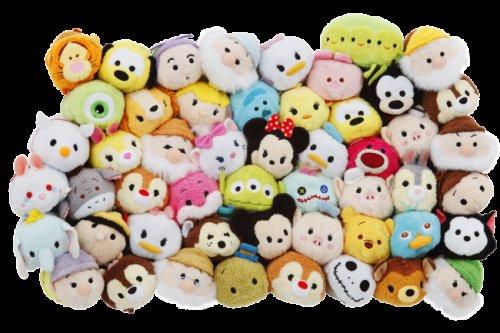 Disney Tsum Tsum Goofy / Chip / Dale - £1.99 - Clintons instore / online