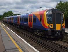 Annual Southwest Trains gold card 1/3 off most train fares, six free weekend (Fri-Sun) travel passes £172